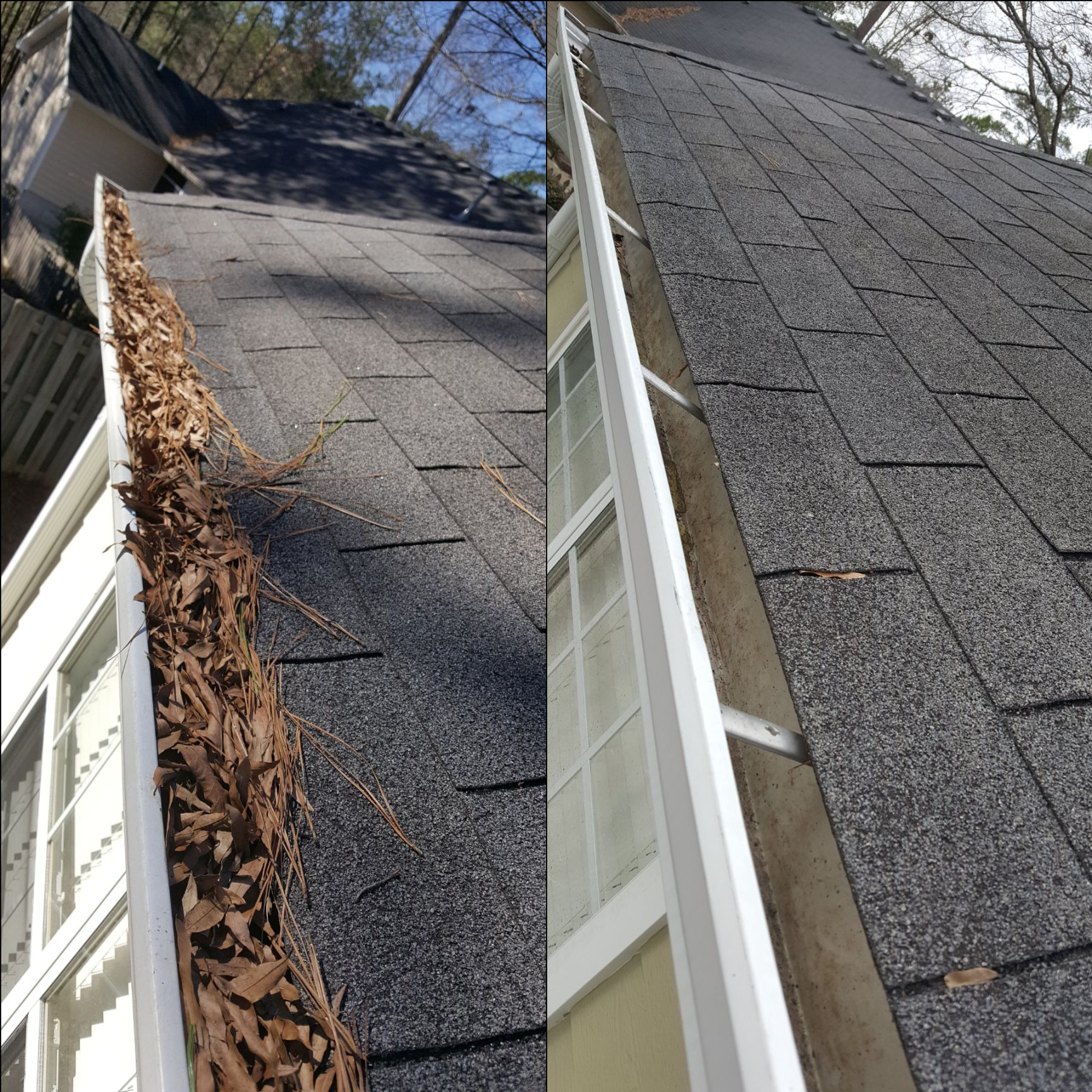 gutter cleaning pressure washing grovetown